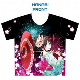 FullGraphic Tshirt - Hanabi