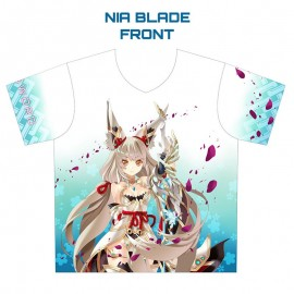 FullGraphic Tshirt - Nia